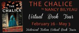 the chalice tour banner