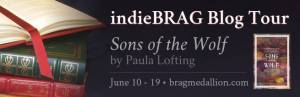 Sons of the Wolf Book Tour Banner