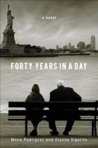 Forty years in a day book cover
