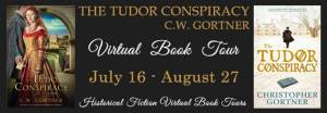 The Tudor Conspiracy Tour Banner