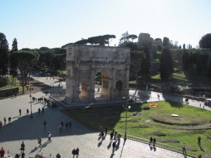 Alison pic of rome