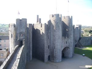 Pembroke castle two