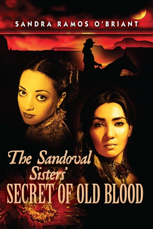 Sandra's Book Cover