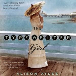 02_The Typewriter Girl Audio Book Cover