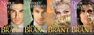 Lucinda-Brant-2014-Roxton-Series-covers