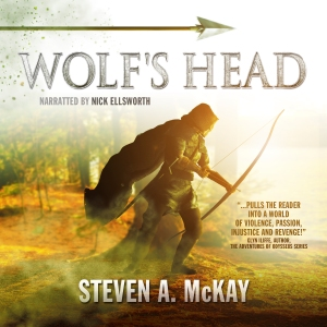 Wolfs Head Audible Front