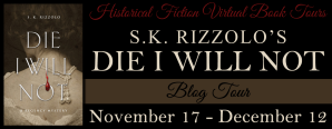 I will Not Die Tour Banner