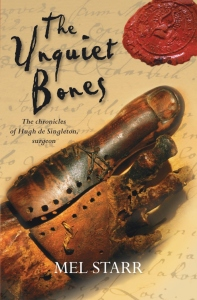 The Unquiet Bones book cover