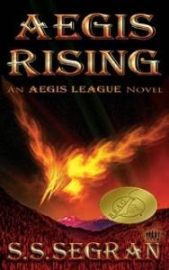 S.s. Segran Book cover-brag
