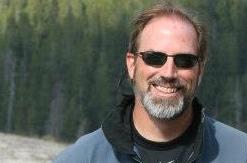 Author Mark Hummel
