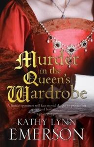 Murder in the Queen Wardrobe