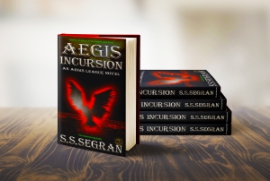 Aegis incursion book cover three
