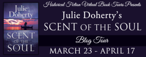 Scent of the Soul Book Tour Banner