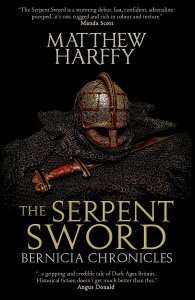The Serpent Sword Cover