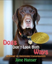 Dogs don't look both ways with Medallion