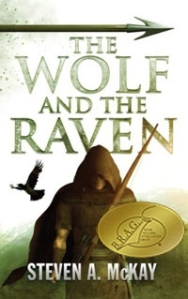 The Wolf and the Raven with Medallion BRAG