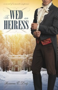 To Wed an Heiress Kindle Cover