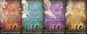 Venus Squared series covers