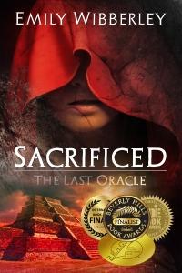 SacrificedCover Emily Webbereley BRAG
