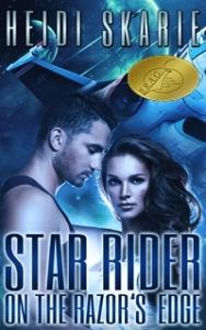 Star Rider on the Razor's Edge