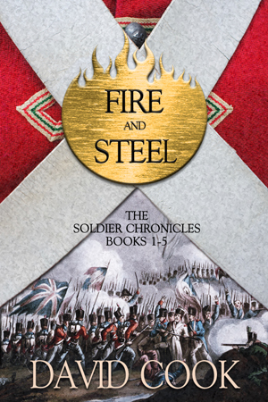 Fire and Steel Final Cover I