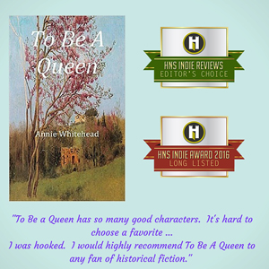 To BE Quuen by Annie Whitehead II