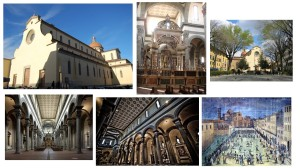 Santo Spirito collage