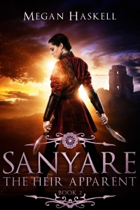 sanyare-the-heir-apparent-cover-book-2