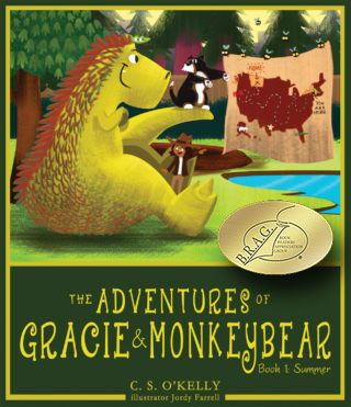 The Adventures of Gracie & MonkeyBear
