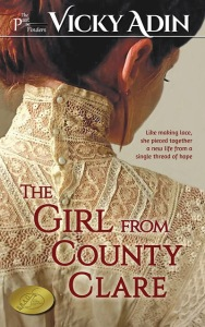The Girl From County Clare new cover BRAG