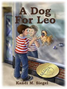 A Dog for Leo BRAG