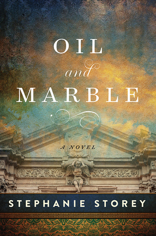 Oil and Marble A Novel of Leonardo and Michelangelo