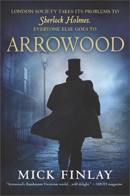 Arrowwood new book