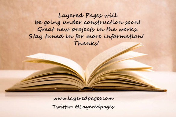 Book News at Layred Pages II