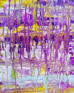 Painting 12-18-17 II by Stephanie