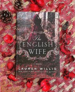 Book Art The English Wife by Stephanie Hopkins