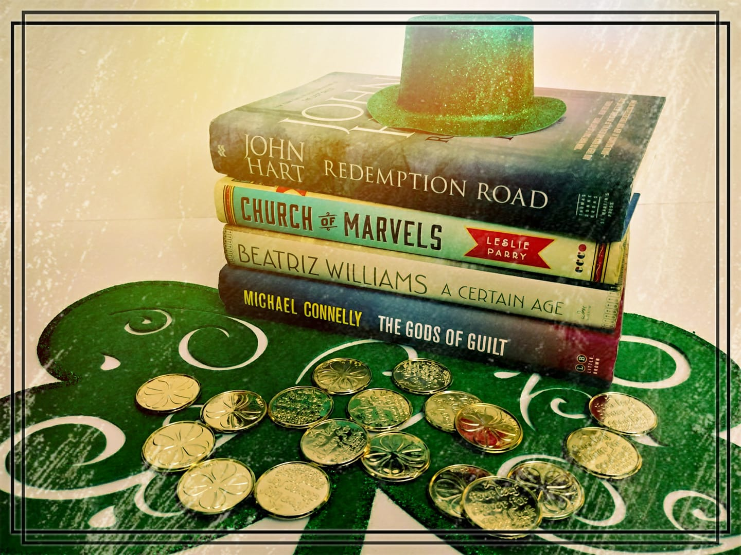 St. Pat Day Book Giveaway 2018