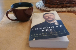 Theodore Roosevelt and coffee