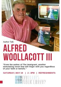 Alfred author talk