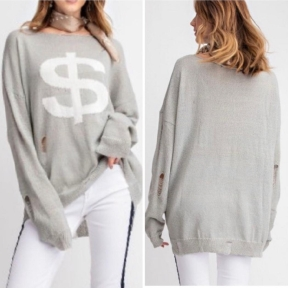 Kim money Sweater