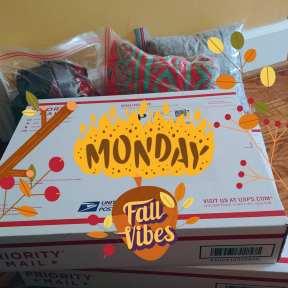 Monday Shipping