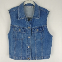 Paul Harris Denim Vest