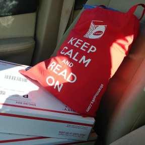 Reading bag