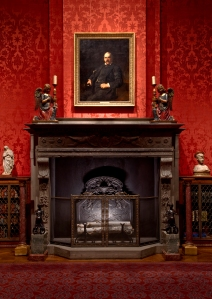 1. Pierpont Morgan's Study