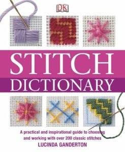 Stitch Dictionary by Lucinda Ganderton
