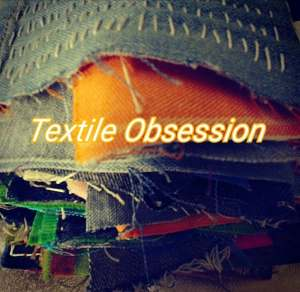 Textile obession banner