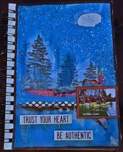 A Thrust Your Heart Edited